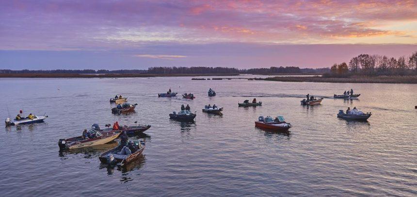 Рыболовные соревнования
