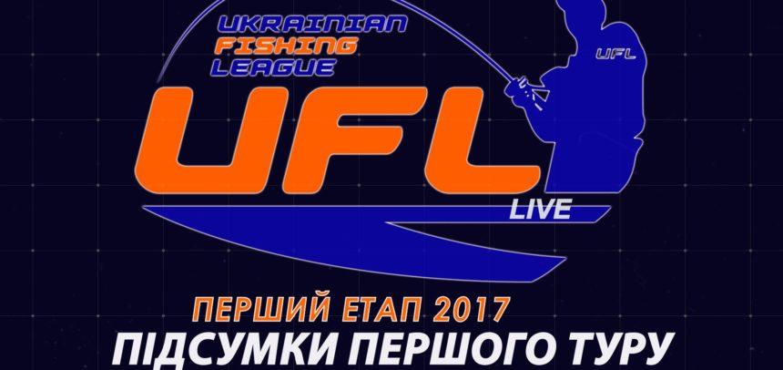 Результаты Первого тура Первого этапа UFL 2017