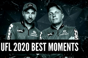 UFL 2020 Перший етап! HOOLIGAN BOAT SERVICE – LOWRANCE, Казимко Максим – Мартьянов Артем!