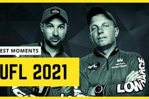 Перший етап UFL 2021! HOOLIGAN BOAT SERVICE – LOWRANCE, Казімко Максим – Мартьянов Артем!