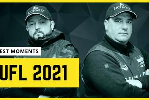 Перший етап UFL 2021! RICHARD, Блескун Сергей – Макогон Евген – Лимар Юрій!